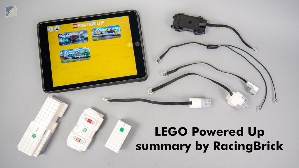 speed,remote,motor,battery,box,integrated receiver LEGO Powered Up TRAIN Kit