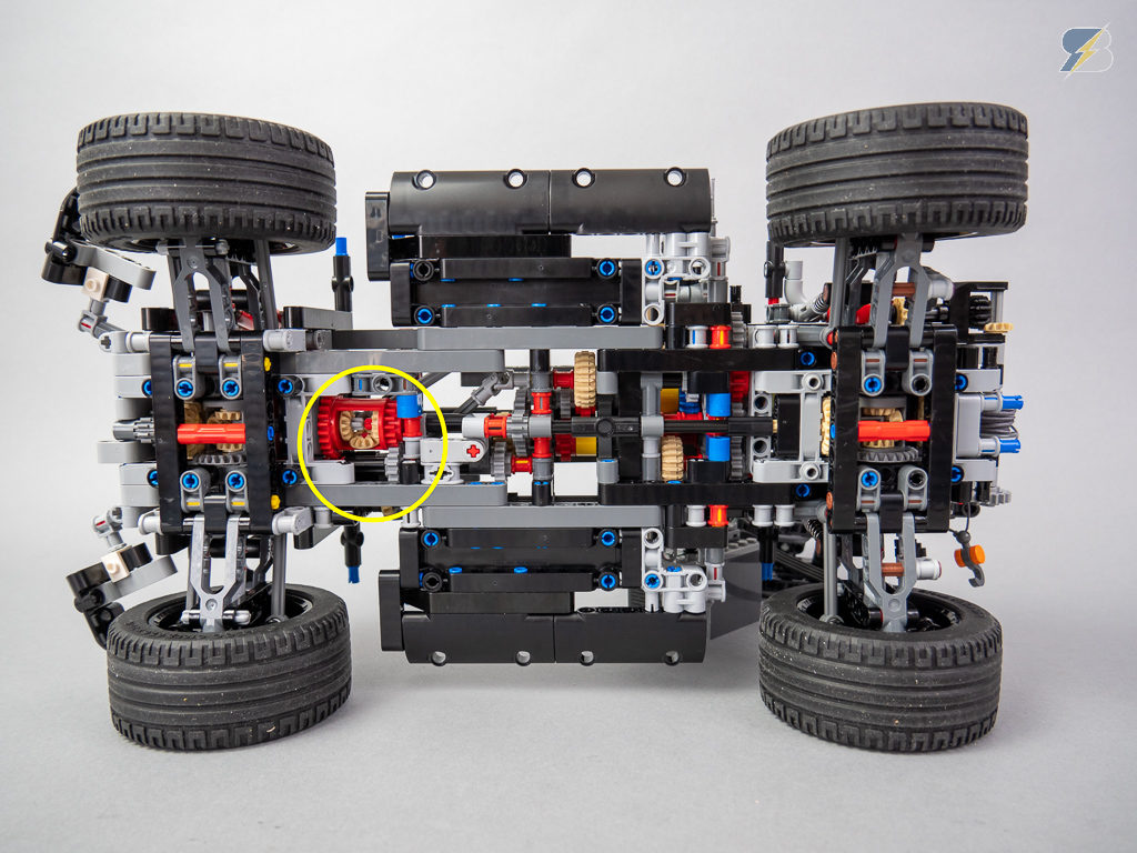 Decoding The Gearbox Of The Lego Technic 42110 Land Rover Defender Racingbrick